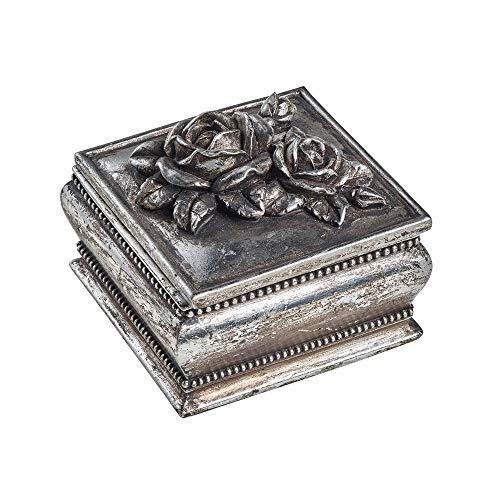 27d8142d1baa Alchemy Gothic England – alchimia tonalità di Rosa Antico portagioie