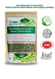 #8: Pronutrition Pure & Natural Green Coffee Beans 500G Natural Supplements Contains Chlorogenic Acid (Gca) A Well-Known Antioxidant For Weight Loss