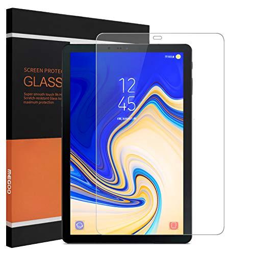 MEGOO Pellicola salvaschermo per Samsung Galaxy Tab S4 (10,5 Pollici), durezza Ultrasottile 9H Pellicola Protettiva per Vetro temperato HD di Alta qualità e Protezione Premium per Tablet SM-T835