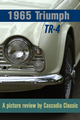 1965 Triumph TR4 - A picture review by Cascadia Classic