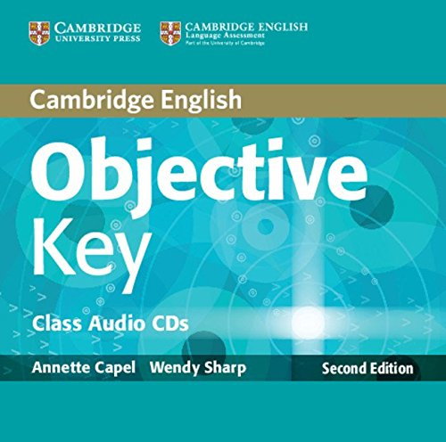 Objective Key Class Audio CDs (2): 1-2