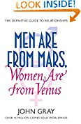 #10: Men Are from Mars, Women Are from Venus: A Practical Guide for Improving Communication and Getting What You Want in Your Relationships: How to Get What You Want in Your Relationships