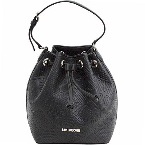 love-moschino-buket-bag-embossed-pu-black