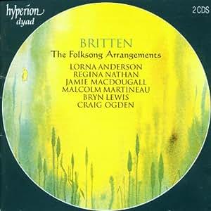 Britten: The Folksong Arrangements
