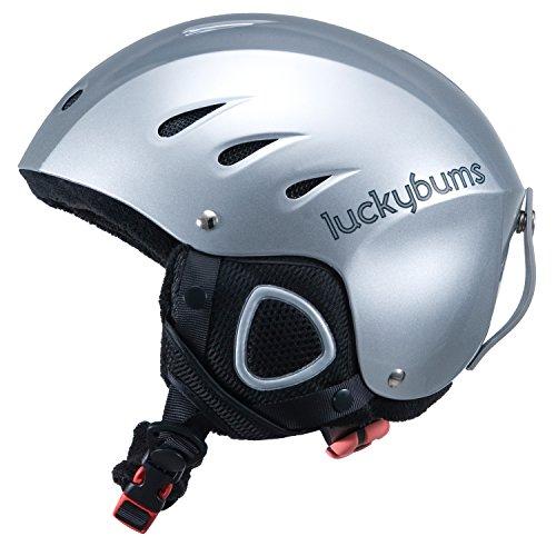 lucky-bums-neve-sport-casco-da-sci-e-snowboard-colore-argento
