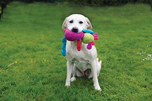 """Rosewood 39141 Rosewood Plüsch-Spielzeug für Hunde """"Kuh Kunigunde"""" - 3"""