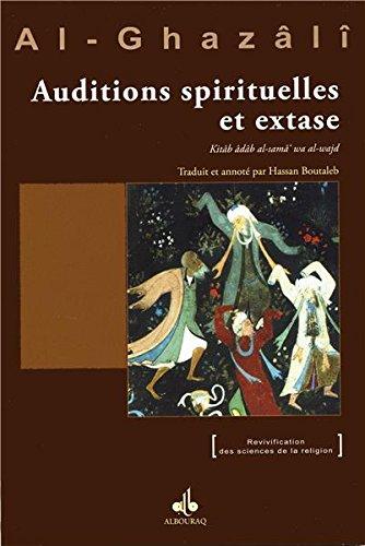 Le livre des auditions spirituelles et de l'extase