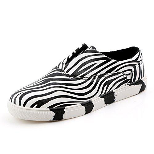 talla 33  Talla 37 EU Zapatos del ocio/ retro de Running/ desgaste de los hombres zapatos de los deportes/Bajo zapatillas superior-A Longitud del pie=24.8CM(9.8Inch)  45 EU qPfsuH31CI