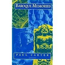 Baroque Memories