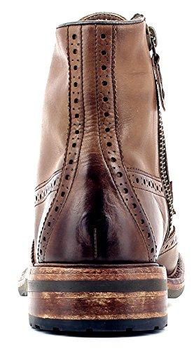 Gordon & Bros. NIMO RICO B - Herren SchuheBoots Stiefelette - S160502 cognac Brown