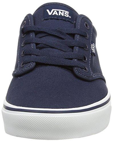 Vans M Atwood, Baskets mode homme Bleu (Navy/White)