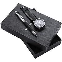 Antonio Miró Set Reloj y Bolígrafo Relan