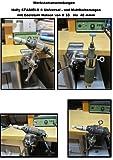 edelstahlhalterung STABIELO–per bastone diametro fino a 33mm con manicotto di acciaio inox–Sistema brevettato 3scomparto in un raggio di regolabile 360° universalgelenkh proiettore® con morsetti in gomma per fissaggi al tonda o quadrata elementi fino a Ø 40mm–al in vetro per metallo e plastica legno ringhiere e ad angolo–innovazioni MADE in GERMANY–HOLLY PRODUKTE STABIELO®–Antiruggine–Mare impermeabile–Acido antimagne da tavolo fisso raggi