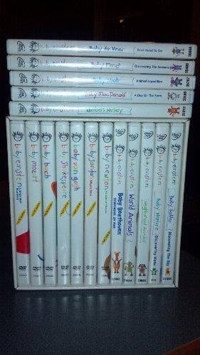 Baby Einstein 17 Dvd Collection