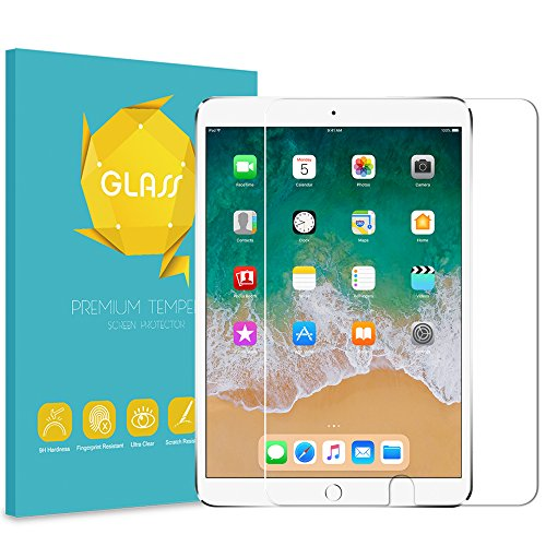 Fintie Panzerglas Schutzfolie für iPad Air 10.5
