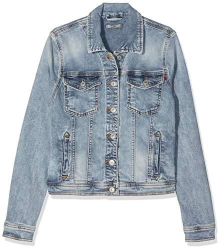 LTB Jeans Mädchen Jacke Eliza G Blau (Latona Wash 51592) 146 (Herstellergröße: 11)