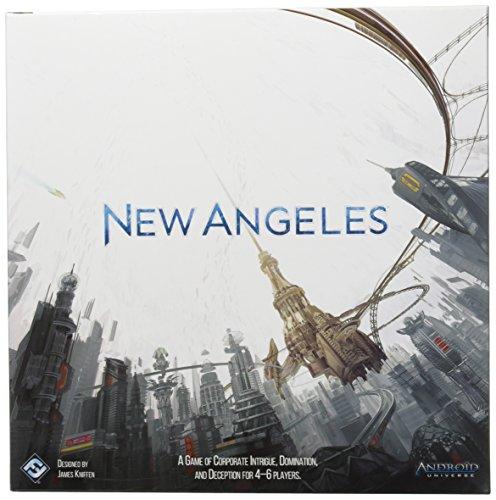 Fantasy Flight Games ffgad03New Angeles Board Game
