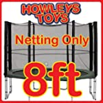 8ft Replacement Netting For Trampolin...