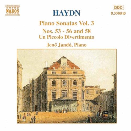 Haydn: Piano Sonatas Nos. 53-5...