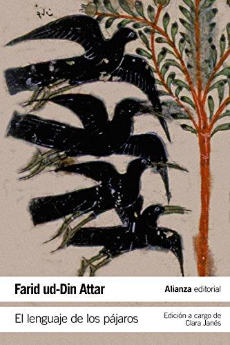 El lenguaje de los pájaros (El Libro De Bolsillo - Literatura) por Farid ud-Din Attar