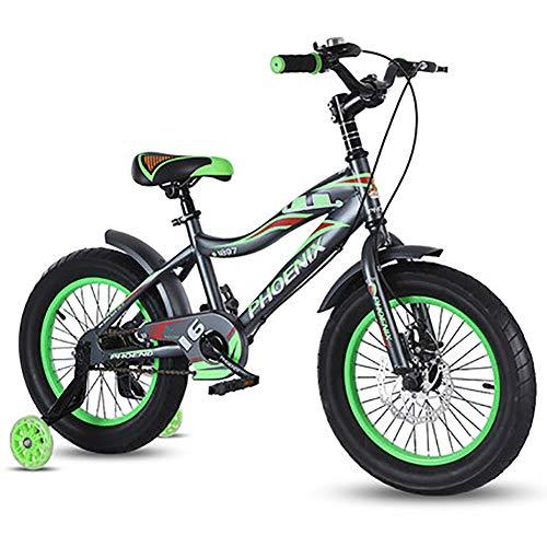 SHARESUN Bicicleta para niños de 6-10 años Niñas y niños