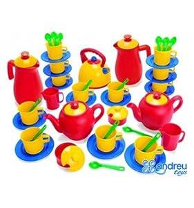 Andreu Toys Andreu Toys016951 Dantoy - Juego de café y té