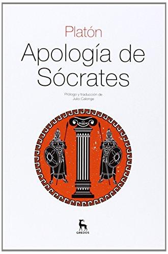 Apología de Sócrates (TEXTOS CLÁSICOS) por PSEUDONIMO PLATON