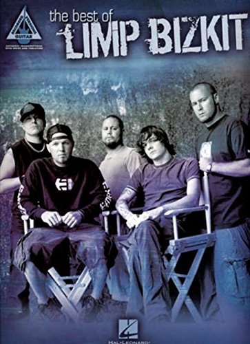 The Best of Limp Bizkit (Guitar Recorded Versions) by Limp Bizkit (2005-08-01)