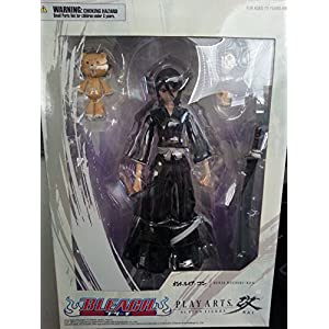 Figura (Play Arts) Bleach Square Enix Kai Acción Rukia 2