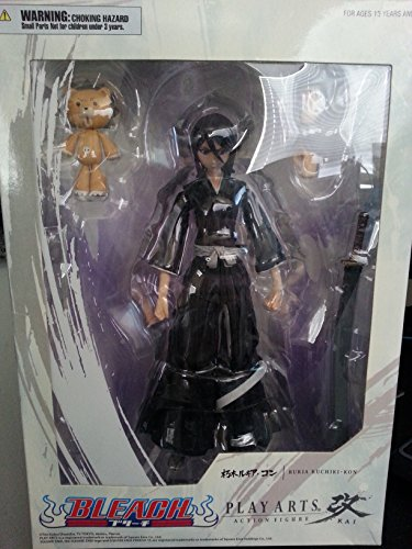Figura (Play Arts) Bleach Square Enix Kai Acción Rukia 1