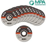 50 x Cutting Slitting Discs Metal Stainless Steel Cutting Discs 125mm for Angle Grinder