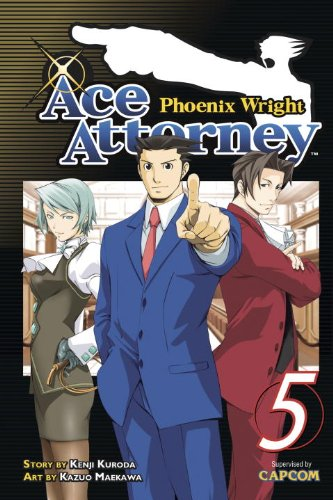 Phoenix Wright: Ace Attorney 5 (Ace Attorney 5)