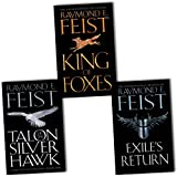 Raymond E. Feist Conclave of Shadows 3 Books Collection Pack Set RRP: 23.97 ...