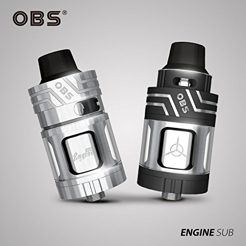 OBS Engine SUB Tank Atomizer Verdampfer - 5.3 ml Farbe Schwarz