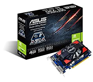 Asus GeForce GT730-4GD3, 4 GB, 19.3 x 13 x 3 cm, Nero