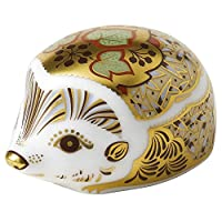 Royal Crown Derby Ivy Hedgehog Paperweight