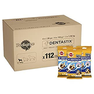 Pedigree DentaStix - Daily Dental Chews for Medium Dogs (10-25 kg), 70 Sticks 4