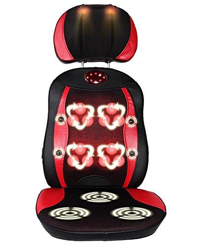 Preisvergleich Produktbild AMYMGLL Massagekissen Heizkissen für Massageteile Hüfte, Hals, Taille, Rückkneten Magnetkissen kann eingestellt werden