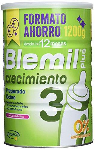 Blemil Plus 3 Crecimiento - 1200 gr