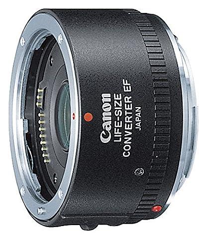 Canon EF Life Size-Konverter (EF 50mm 1:2,5 Makro Objektiv) schwarz