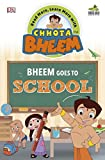 #9: Bheem Goes to School: Read More, Learn More with Chhota Bheem