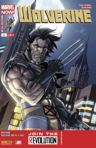 Wolverine, Tome 4 :