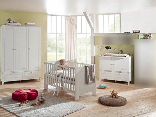 Babyzimmer Bella komplett Sets verschiedene Ausführungen
