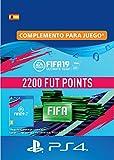 FIFA 19 Ultimate Team - 2200 FIFA Points | Código de descarga PS4 - Cuenta española
