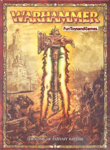 Warhammer Fantasy Battle Rulebook 2010 by (2010-07-10) par Unknown
