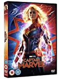 Marvel Studios Captain Marvel [DVD] [2019]