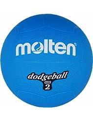 Molten  Ball Molten Dodgeball Blau, Blau, 310 g, Durchmesser: 200mm, DB2-B