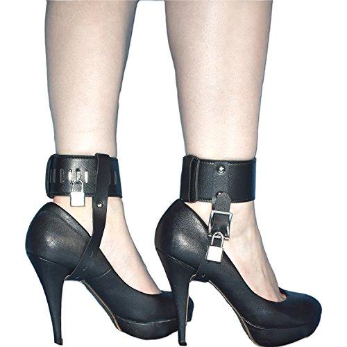 huh-Fessel für High-Heels abschließbar ()