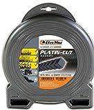Filo decespugliatore professionale Oleo Mac Platin Cut sezione speciale quadra 44mt x 3.0mm