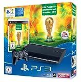 PlayStation 3 500GB inkl. FIFA Fussball-Weltmeisterschaft Brasilien 2014